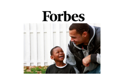 Forbes: Motivated By Dark Childhood, Entrepreneur Helps At-Risk Kids With 'Friends' Program (2014)