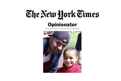 The New York Times: For Children at Risk, Mentors Who Stay (2011)