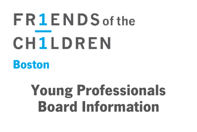 Young Professionals Board Information